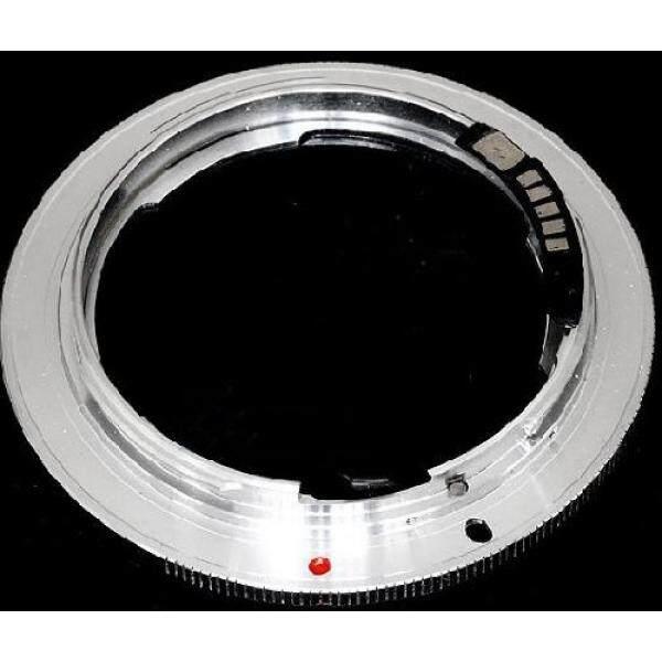 Pixtic Adapterring [AF-Konfirmasi] F? R Nikon Objektive Zum Anbringen Yang Canon EOS GEH? menggunakan MIT EF/EF-S Bajonett-Intl