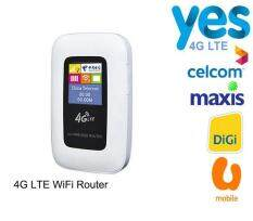 Pocket Digi 4G WIFI Router 4G Router Mini Hotspot Portable Car LTE Mifi  Routerfor Celcom,Maxis,Yes 4G