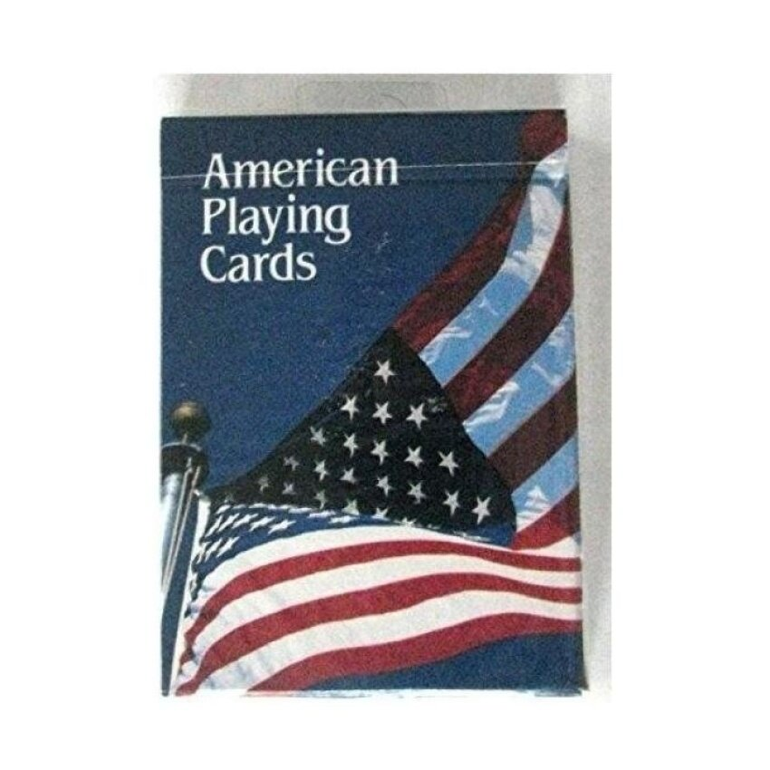 Poker 359 American Plastic Coated Playing Cards - intl