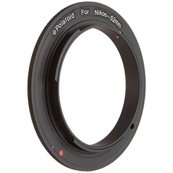 Polaroid 52 Mm Filtergewinde-Objektiv, Makro Umkehrring Kamera Mount-Adaptor F? R Mati Nikon D40, D40x, D50, D60, D70, D80, D90, D100, d200, D300, D3, D3S, D700, D3000, D5000, D3100, D7000, d5100 Digital SLR Kameras-Intl