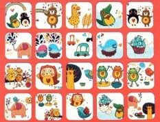 Polaroid Films Photo Stickers For Fujifilm Instax Mini Instant 8 7s 25 50s A25 By Yidea Hongkong.