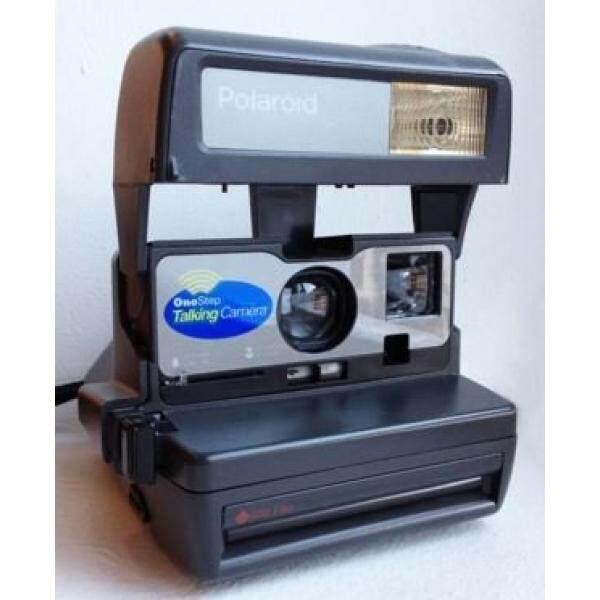 Polaroid Onestep Berbicara 600 Instan Film Kamera-Intl