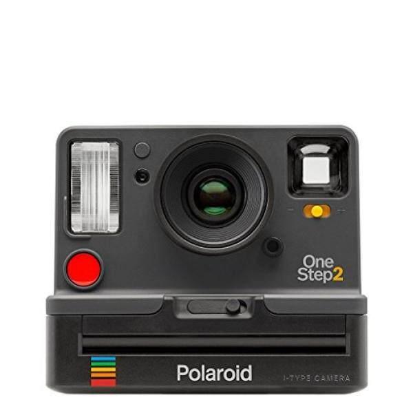 Polaroid Originals 9002 Onestep 2 Kamera Film Instan, Grafit, Hitam-Internasional