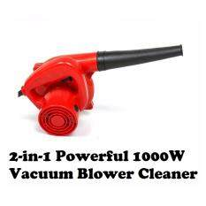 Portable Electric Blower Vacuum Dust Cleaner PC Cleaner 1000W Malaysia