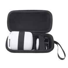 Portable Eva Protective Storage Case Bag Skin Cover For Sony Srs-Xb10 Bluetooth Speaker And Charger By Mobile Spirit.