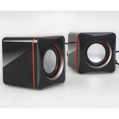Portable Usb Mini Speaker 2.0 By Gadgetkecik.
