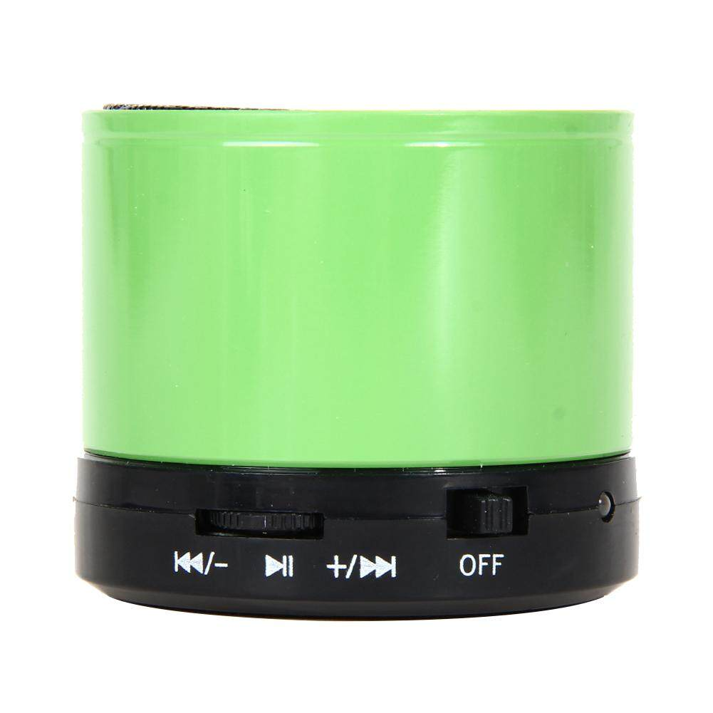 SOUTH RISE Portable Wireless Bluetooth Stereo Mini Super Bass Speaker (Green) - intl