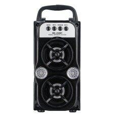 Portable Wireless Bluetooth Stereo Speaker Super Bass With USB/TF/AUX/FM Radio Malaysia
