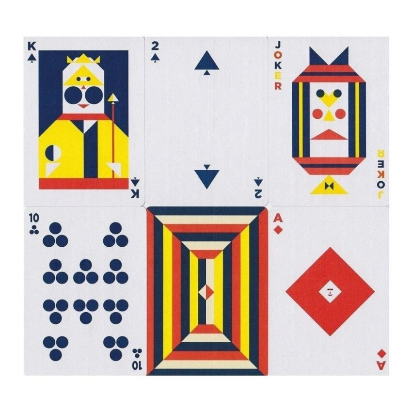 Prime Playing Cards - intl