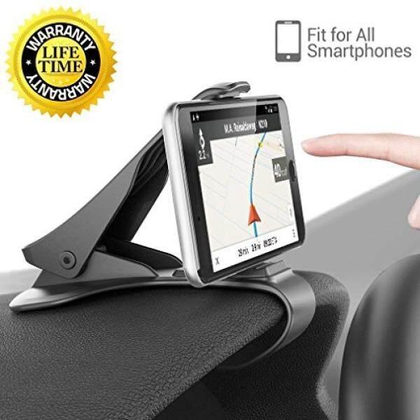 Prish Prish Daya Mobil. HUD Simulasi Desain Dudukan Telepon Universal Adjustable Klip Dasbor Cradle untuk Berkendara Yang Aman Cocok untuk iPhone X 8 7 7 Plus 6 S 6 5 S 5C Samsung Galaxy S7 S6 & Earphone Smartphone-Intl