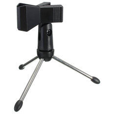 Pro Audio Dynamic Usb Condenser Sound Recording Vocal Microphone + Stand Mount By Teamtop.