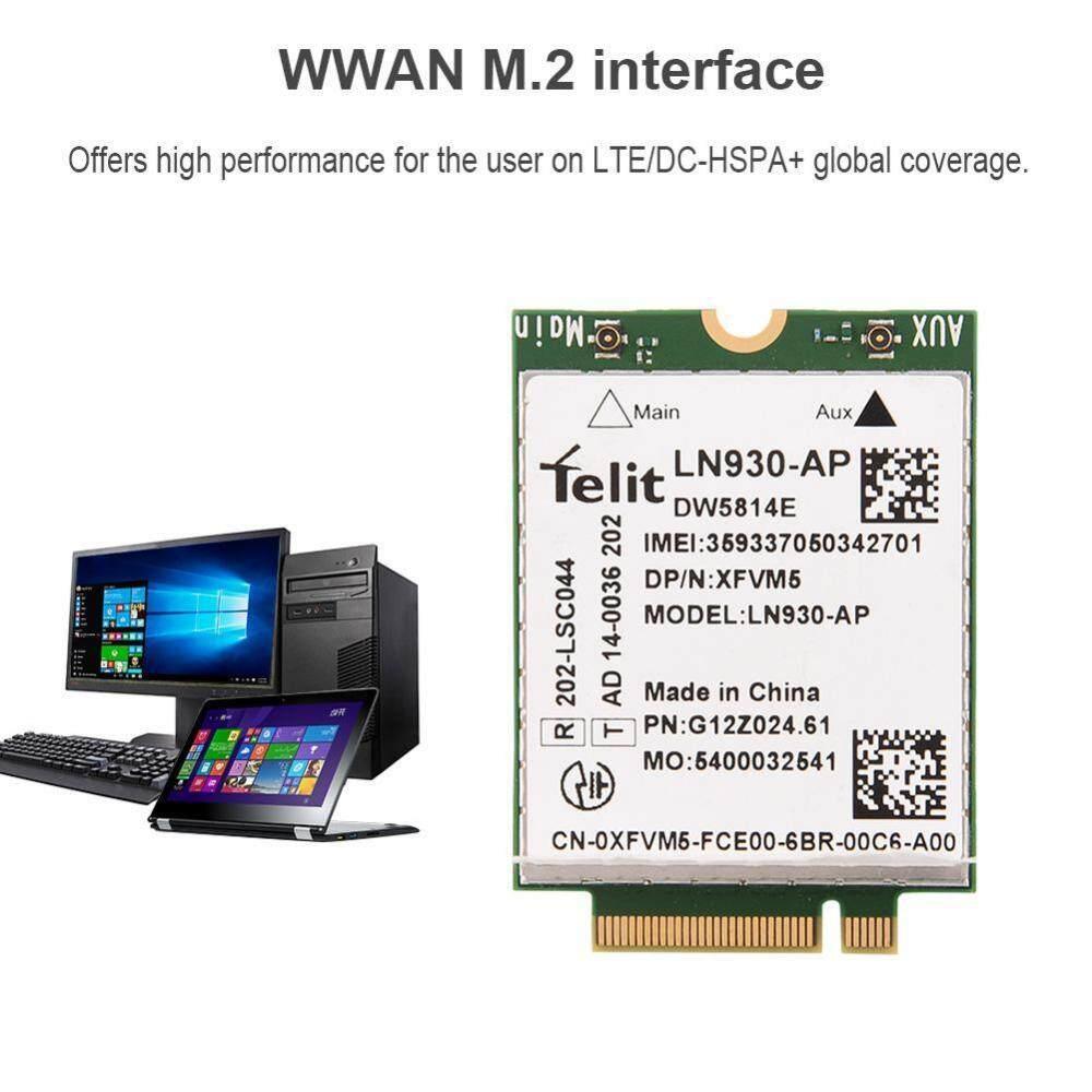 Đánh giá Professional 4G Mini Module LTE NGFF WWAN M.2 Card Support GNSS & A-GPS Tại shanyustore