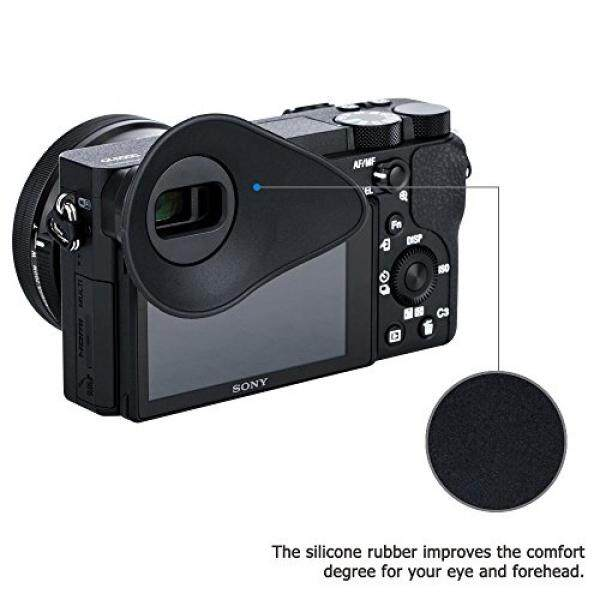 PROFOTO. TREND/JJC ES-A6500 Eyecup Okulare F? R Sony Alpha A6500/ILCA-6500 Kamera-Intl