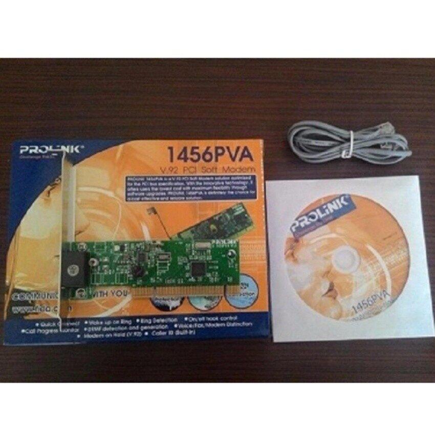 Prolink 1456PVA V.92 PCI Soft Modem - intl