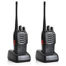 [Promotion]BAOFENG BF-888S Walkie Talkie Two-way Portable CB Radio (2 Unit)