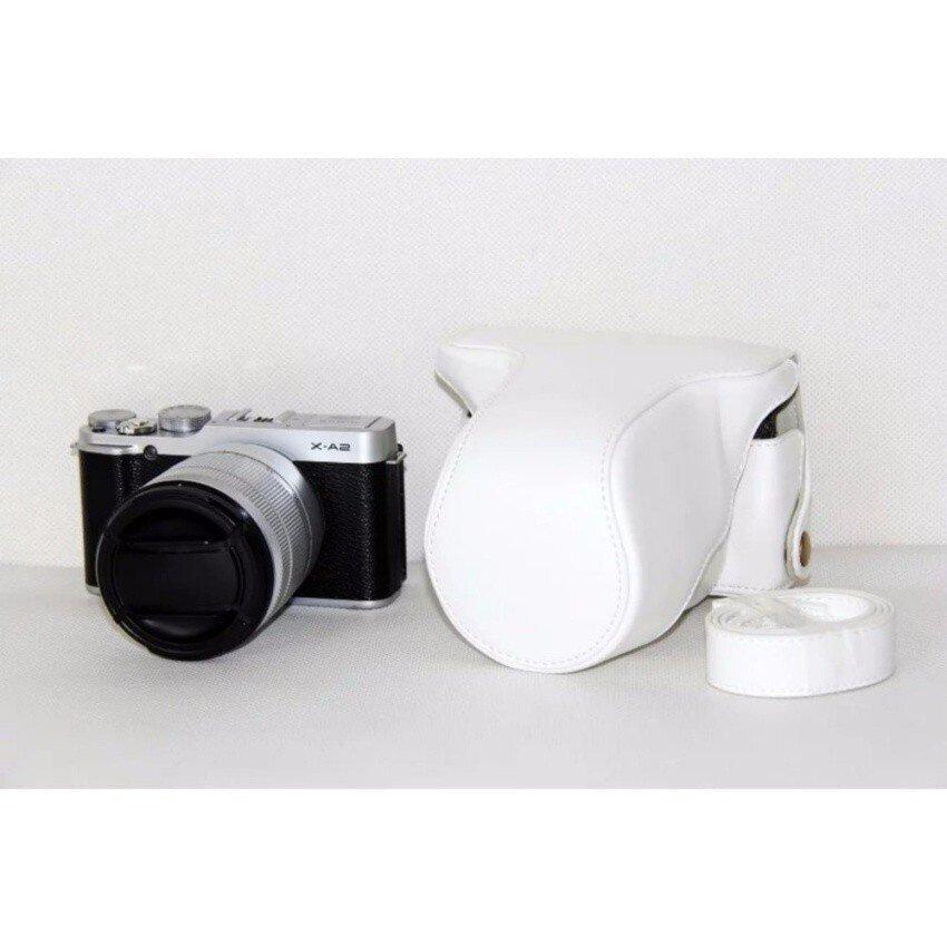 Pelindung Kulit PU Berkualitas Tinggi Tas Kamera Coverforfujifilm XM1 XA1 XA2 Sheng HOTT 656-Internasional
