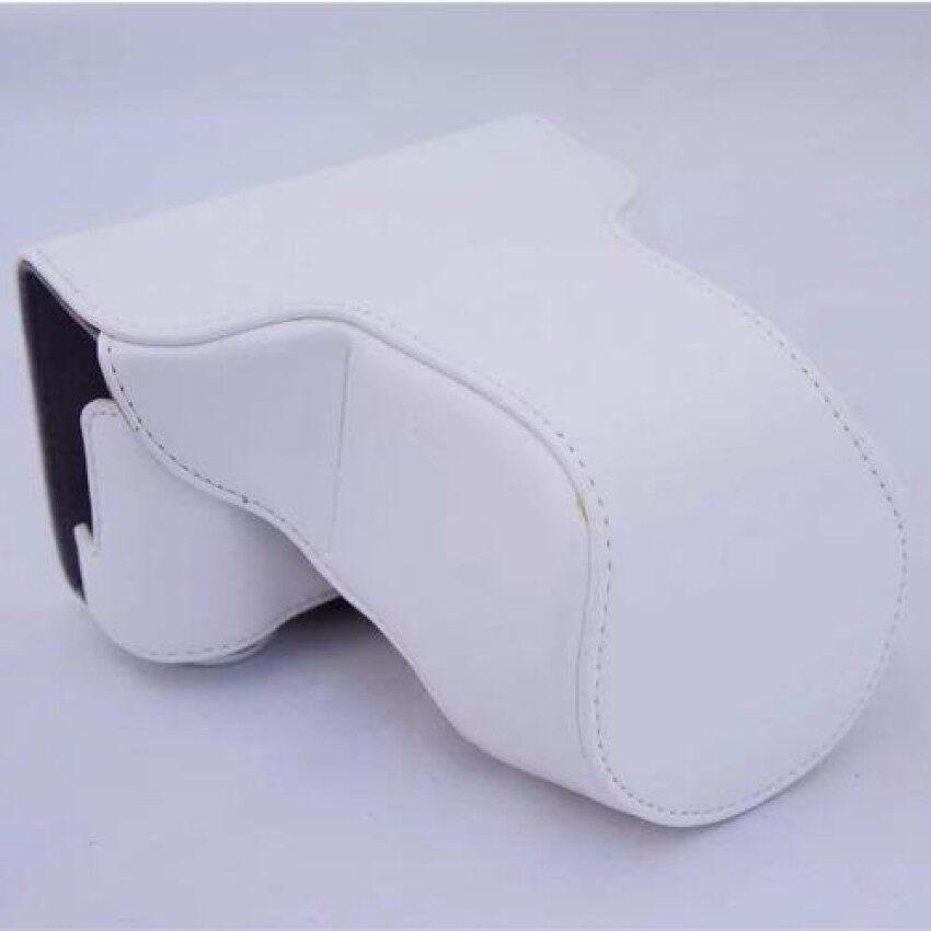 PU Leather Camera Case Bag for Fuji XA2 SHENG HOTT 665 - intl