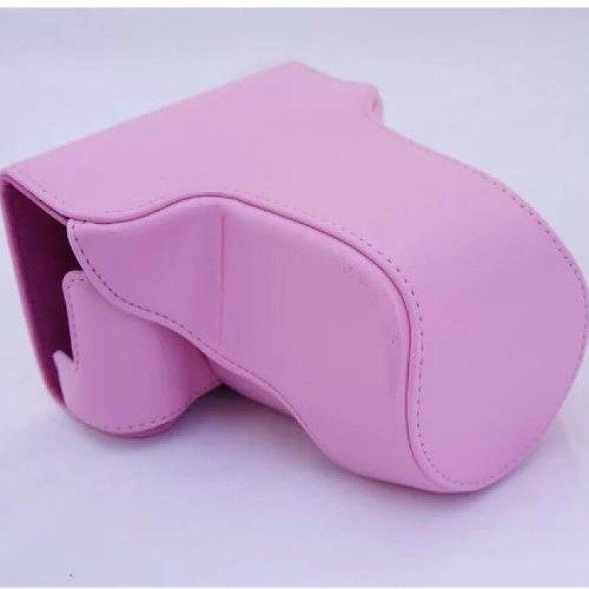 PU Leather Camera Case Bag for Fuji XA2 SHENG HOTT 943 - intl