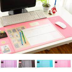 Pvc Waterproof Anti-Slip Large Size Desk Computer Laptop Mouse Pad Protector Mat By Kingstones.