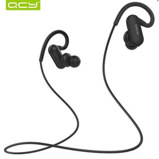 1452401a55d QCY QY31 IPX4 sweatproof headphones Bluetooth 4.1 wireless sports headset  aptx stereo earphones with MIC for