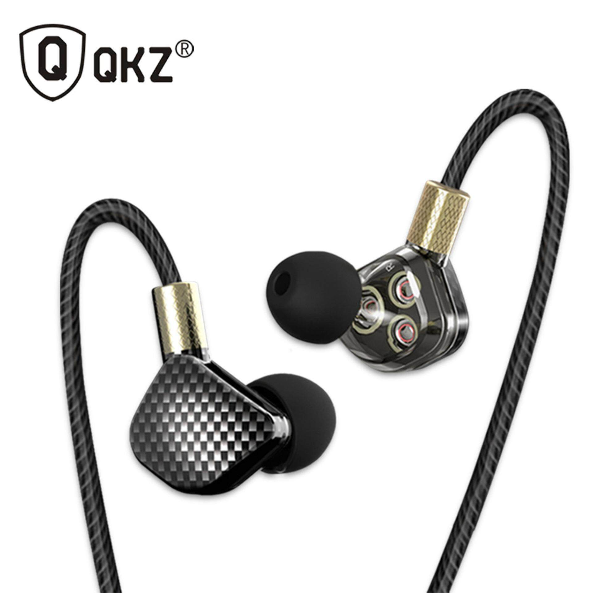 Buy Sell Cheapest Qkz Kd6 Enam Best Quality Product Deals Knowledge Zenith Ck5 Earphone In Ear With Microphone Biru Dinamis Headphone Bass Olahraga Hi Fi Gantung K Universal