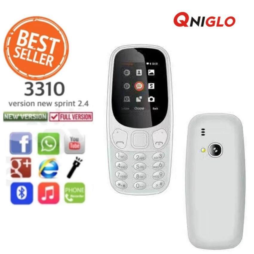 QNIGLO 2.4 inch Screen Dual SIM Smartphones 3310