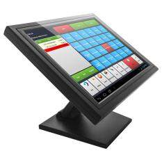 15 Inch TFT LED Screen Display Touch Screen Monitor for Restaurant Retail Bar Malaysia
