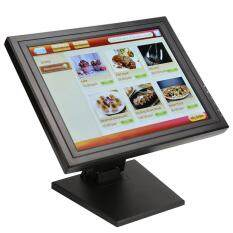 17 Inch LED POS TFT LCD TouchScreen Monitor 1024X768 for Retail Restaurant Bar - intl