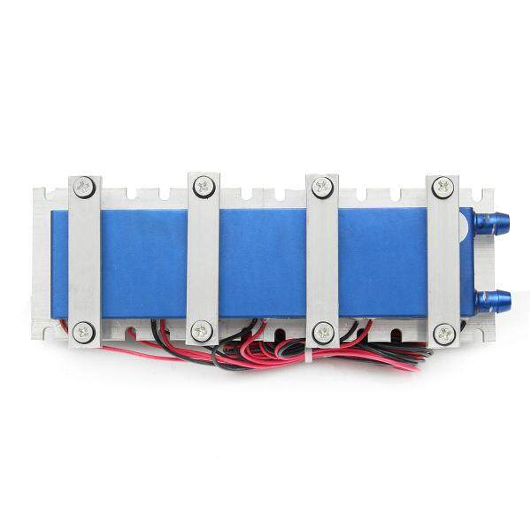 Quad-core Thermoelectric Peltier Air Radiator 4*TEC1-12706 12V Cooling Device - intl