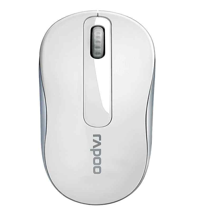 bf895c9b477 Finemall Rapoo M10 2.4G Wireless Silent Mouse Optical Portable Mice 1000  DPI for Mac PC