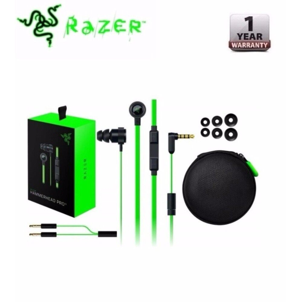 Razer Philippines Price List Gaming Keyboard Mouse Bekas Hammerhead Pro V2 Headphones Omnidirectional Microphone And Volume Controls In Ear Pc Music