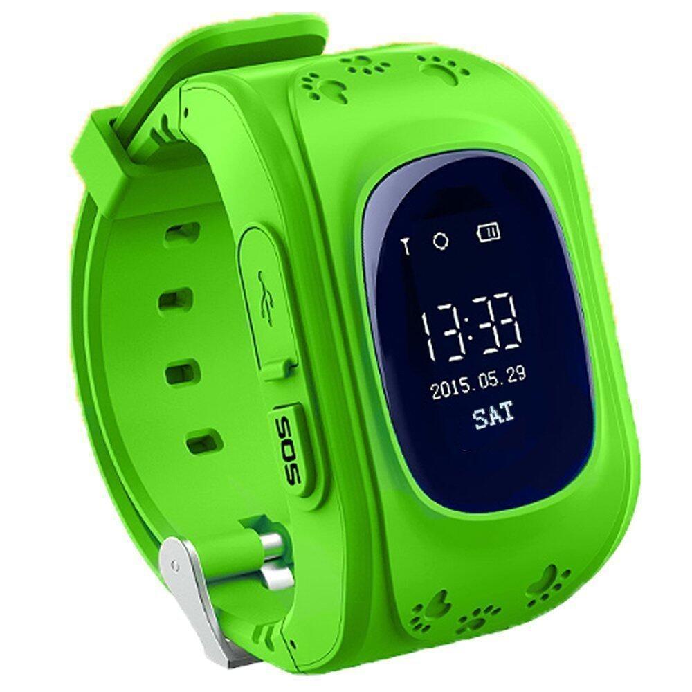 ... Zdr TM Pelacak GPS Real Anak anak Jam Tangan Pintar Watch Anti Kehilangan SOS
