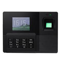 Hình ảnh Realand A - C031 Fingerprint Reader Time Attendance Face Recognition Checking Recorder EU Plug(Black)