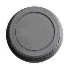 Rear Lens Cap  Cover for Canon Rebel EOS EFS EF EF-S EF DSLR SLR New(Black)(Black)