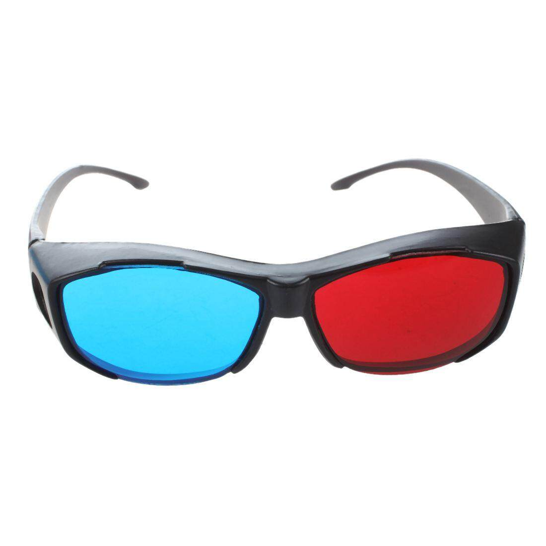 สีแดง - Blue/cyan Anaglyph สไตล์ 3d แว่นตา 3d ภาพยนตร์เกม - พิเศษอัพเกรดสไตล์ (intl) - Intl.