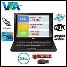 Refurb Dell Latitude E6410 Core i5/4Gb/320Gb/W7Pro Malaysia