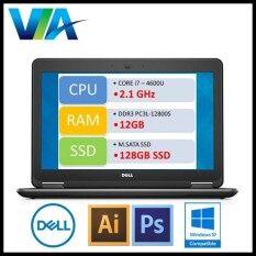 Refurb Dell Vostro E7240 Touchscreen~Core i7~12Gb~128Gb SSD~W10 Malaysia