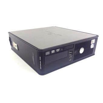 Refurbished: Dell Optiplex 745 Core 2 Duo Small Form Factor Desktop PC