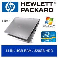 Refurbished HP 8460P Laptop / 14in / i7 / 4GB RAM / 320GB HDD / W7 / 1mth Warranty Malaysia