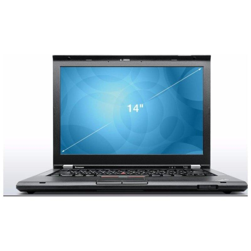 Refurbished Lenovo Laptop T420 / Intel Core i5 / 4GB RAM / 128GB SSD / Windows 7 / One Month Warranty Malaysia