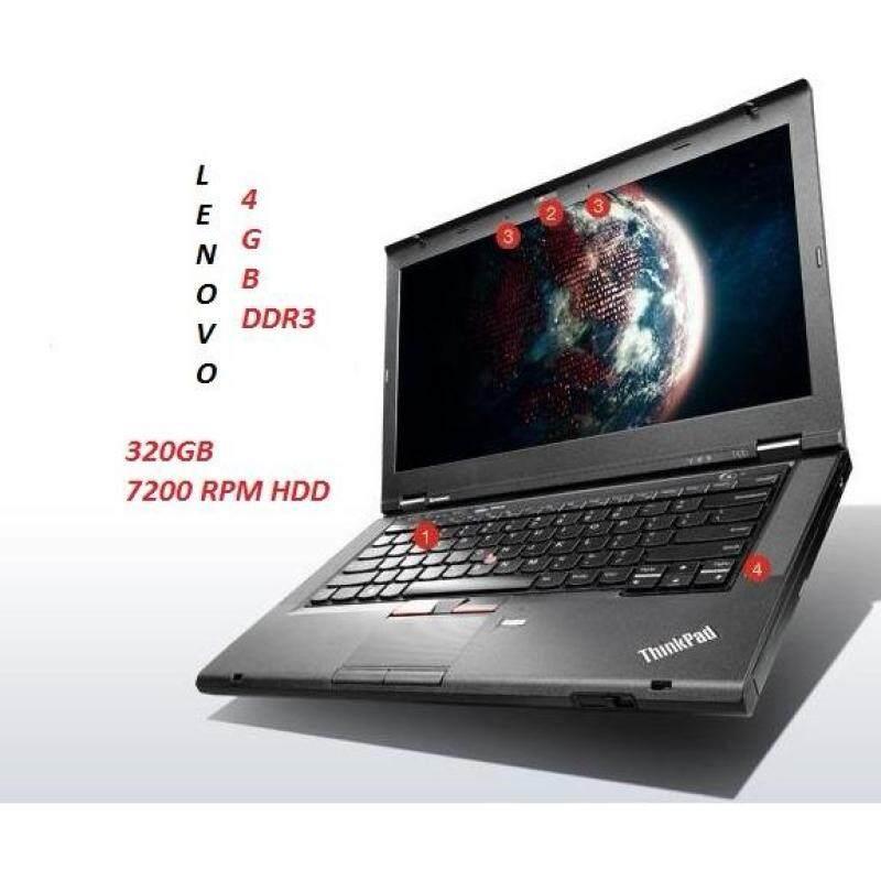 (REFURBISHED) LENOVO Thinkpad  T430S INTEL CORE i5  3RD GEN/4GBDDR3/320GB HDD/INTEL HD GRAPHIC/14LED/WIN 7 PRO Malaysia
