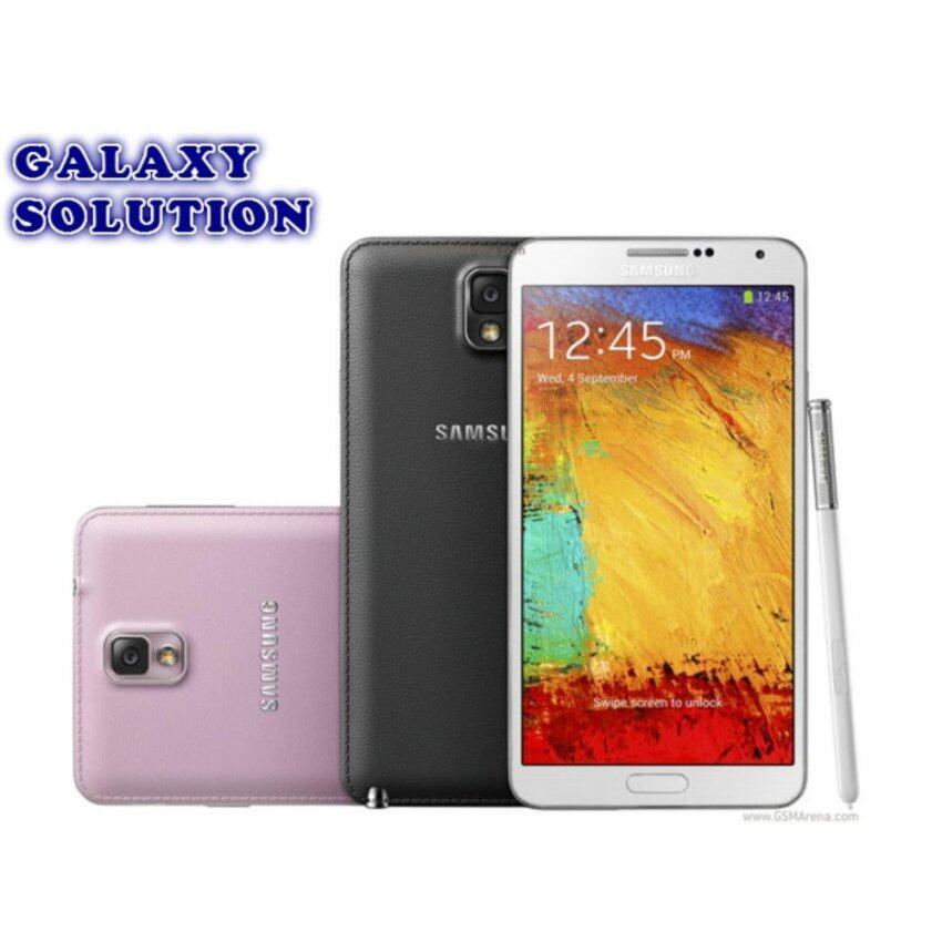 (REFURBISHED) Samsung Galaxy Note 3 LTE N9005 16GB - White [Grade A]