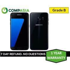 Refurbished Samsung S7 Edge 32GB Black B Grade Malaysia
