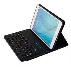 e8fcb91e193 Removable Bluetooth Russian Keyboard + Luxury Retro Ultrathin Pu Leather  Cover For Samsung Galaxy Tab A