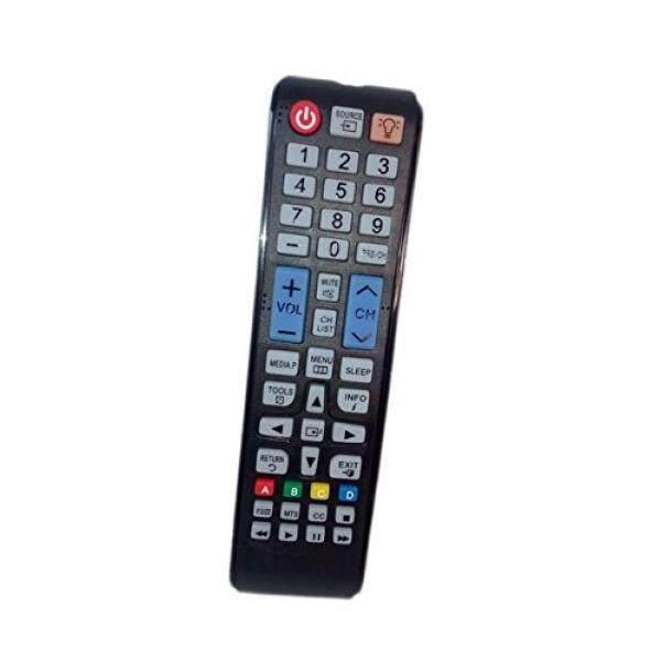 Diganti Jarak Jauh Pengendali Kompatibel untuk Samsung PN43E450A1F LT22B350ND/Za PN43F4500AFXZA UN22F5000AF UN40EH5000F UN50EH5000F LED HDTV Plasma Televisi-Internasional