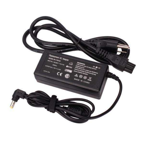 Penggantian 65 W Adaptor AC Power Supply & Kabel untuk GATEWAY Solo 400SD4 450RGH 450ROG-Intl