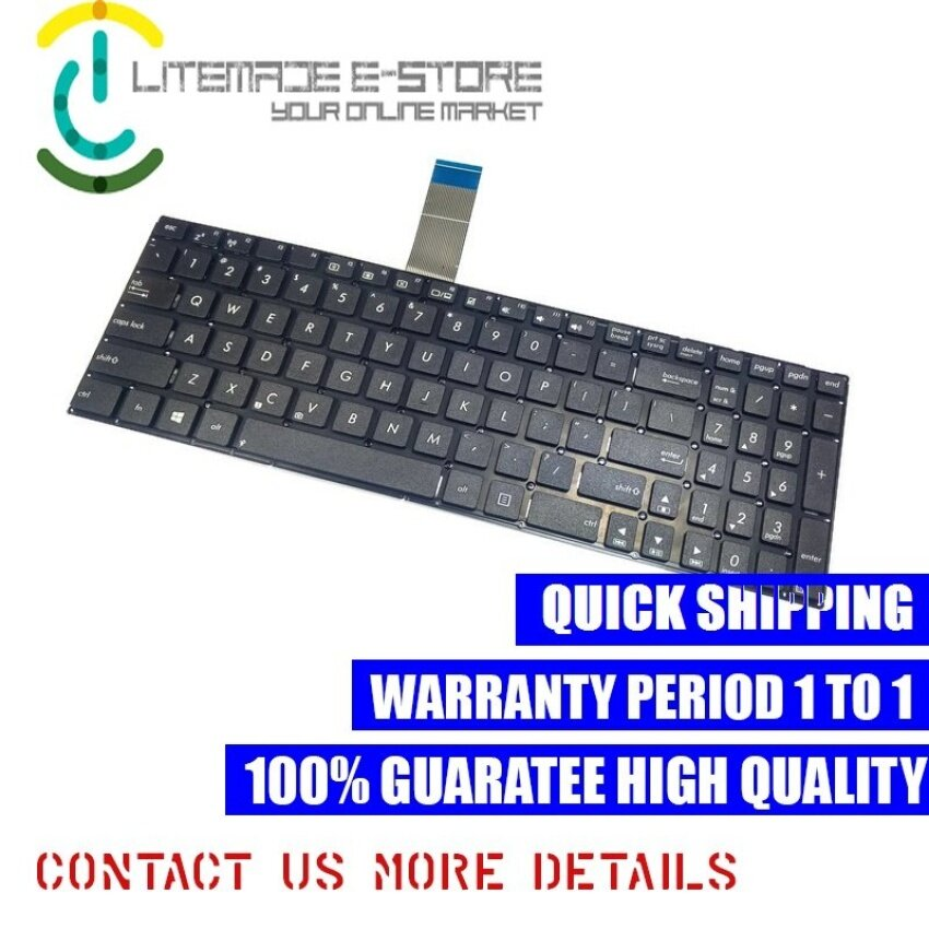 Replacement Laptop Keyboard Asus X550ZE-DM050D - intl