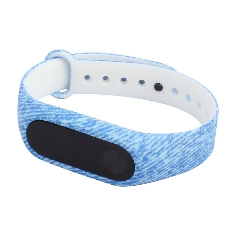 Replacement Silica Gel Wristband Band Strap For Xiaomi Mi Band 2 Bracelet A