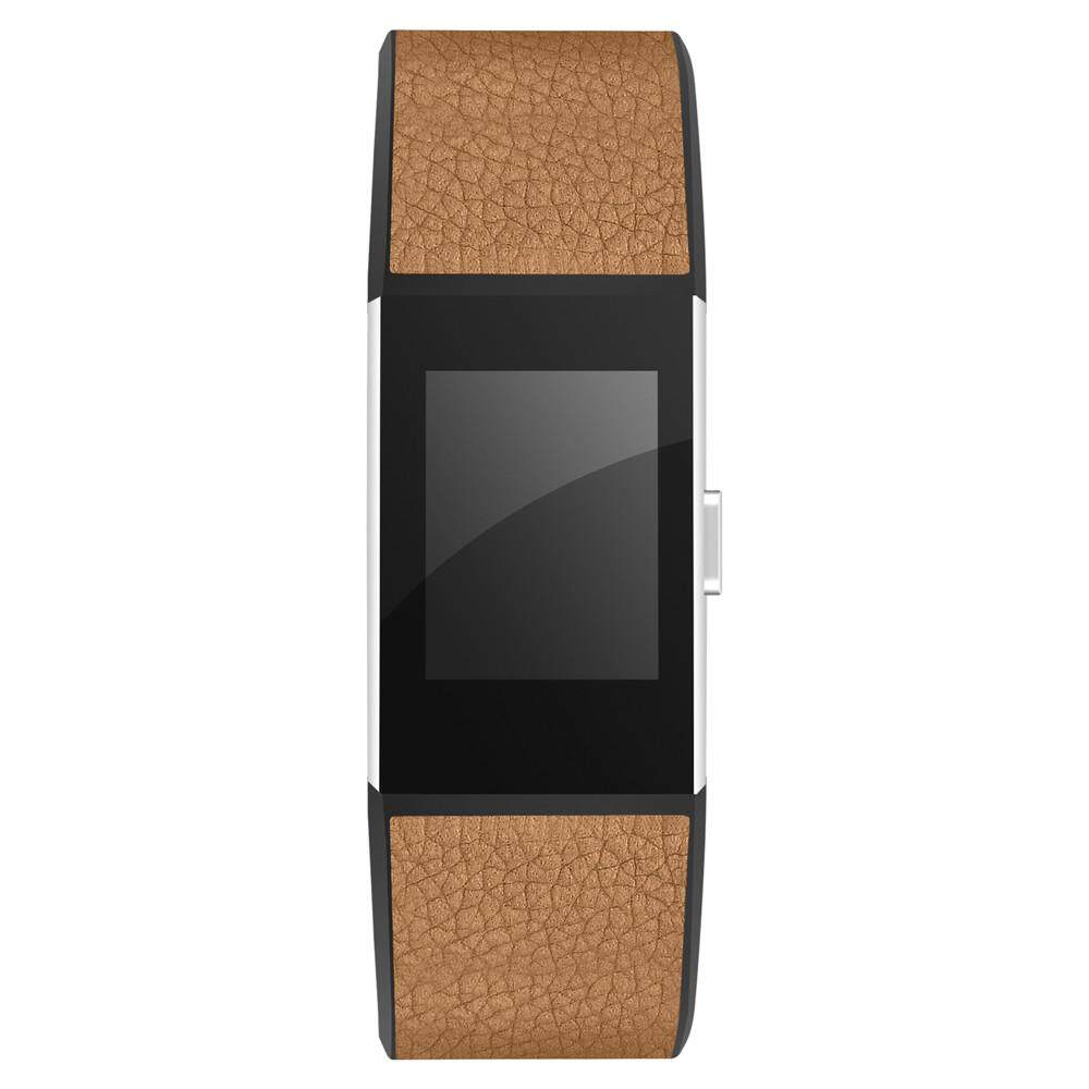 Buy Replacement Tpu Leather Band Strap Bracelet For Fitbit Charge 2 Intl On China