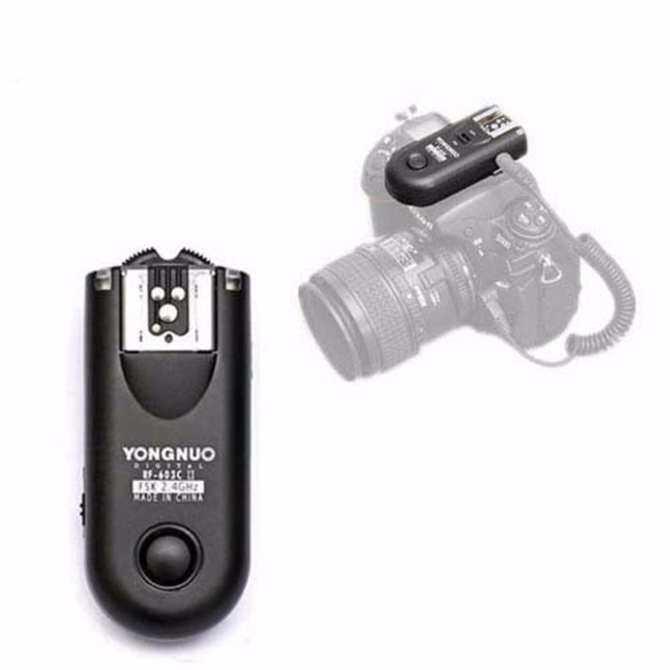 RF-603 II N3 Pemicu Flash/Wireless Pelepasan Rana Transceiver Kit untuk Nikon D90 D600 D7100 D7000 D5100 D5000 D3100 D3000 D610 D5200 d3200-Intl